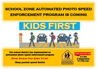 School Zone Speed Enforcement Program