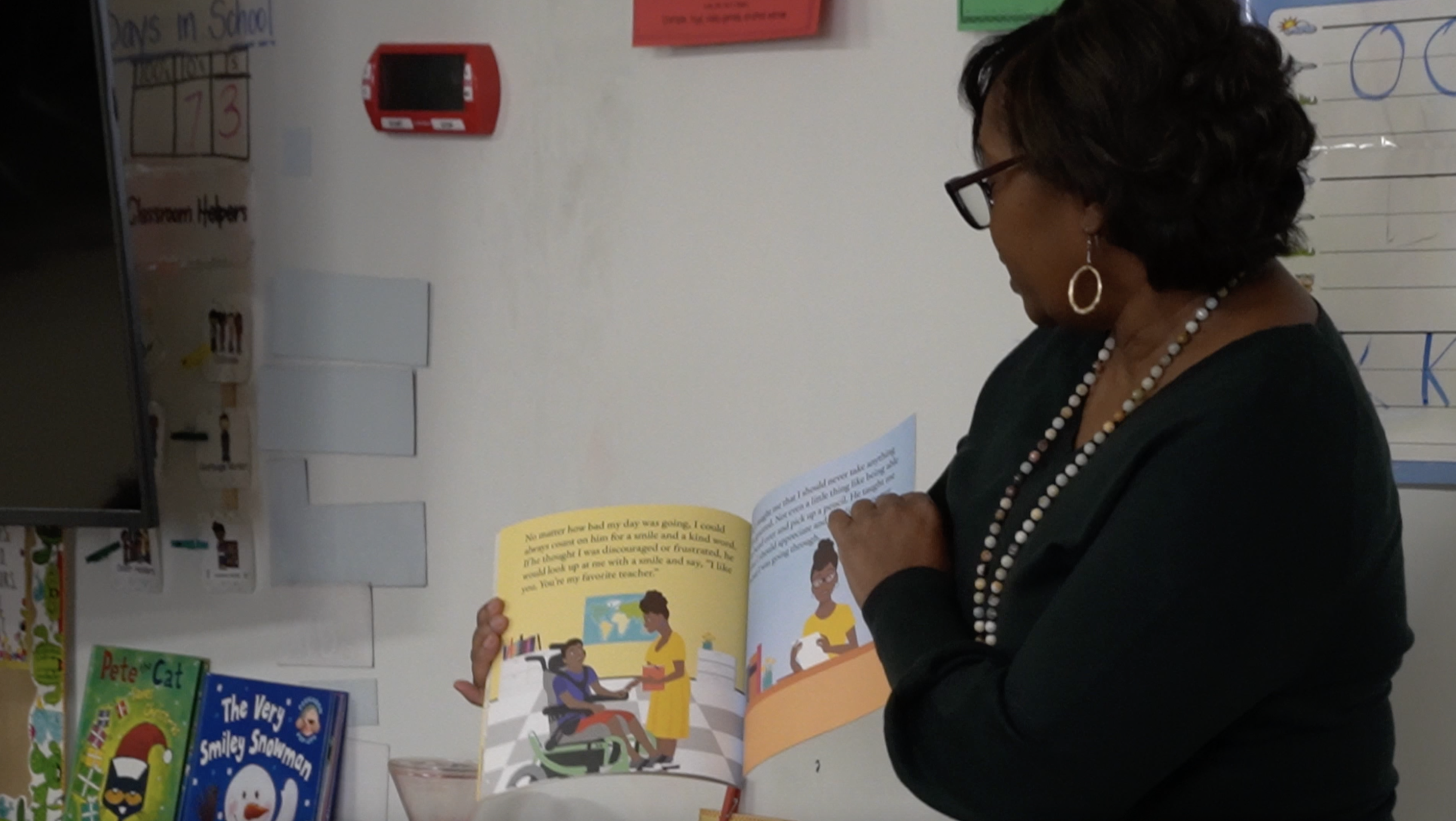 JCS Employee Publishes Children's Book