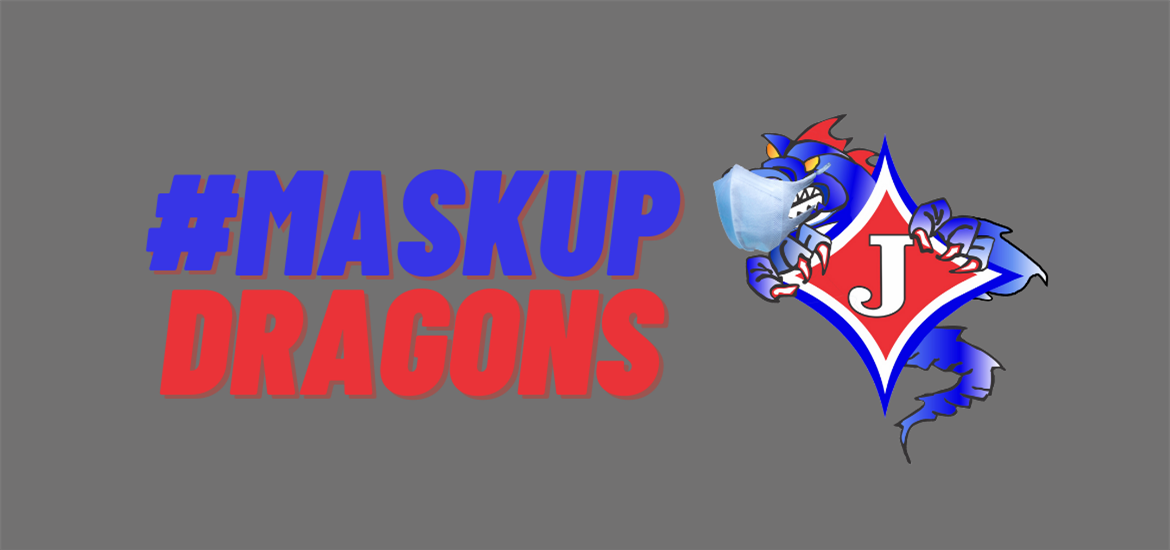 #MaskUp Dragons