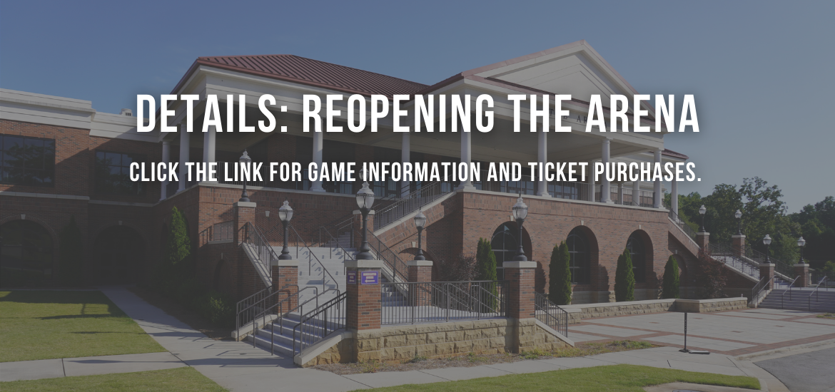 Reopening the Arena Information